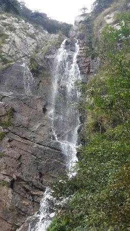 Mt. Lushan National Park: 大口瀑布