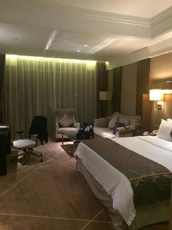 Days Hotel Hualing Wuhan : 大床房