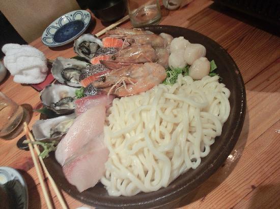 Shiki Japanese Restaurant: hot pot