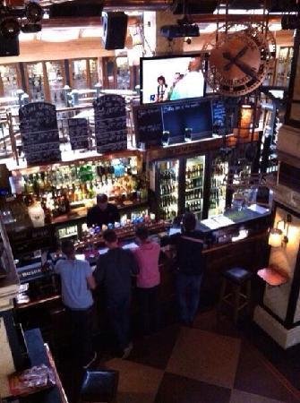 The Porterhouse Covent Garden: 酒吧内部