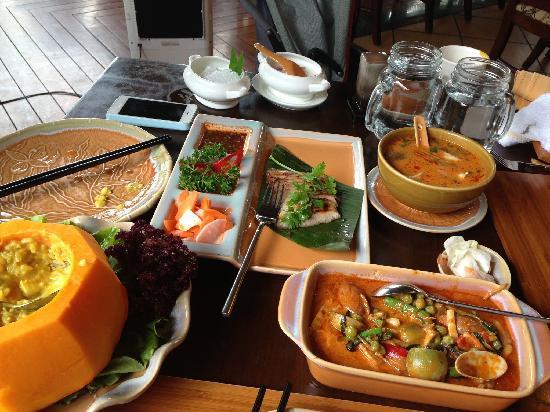 HongShuLin DuJia Hotel Thai Restaurant: 好吃