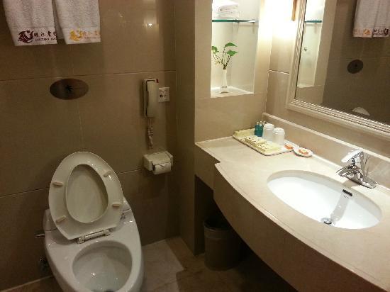 Pearl River Hotel: bath room
