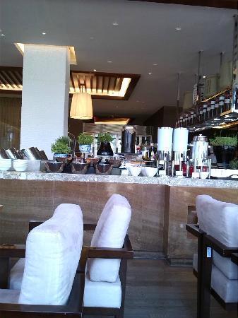 金鸡湖大酒店自助餐厅