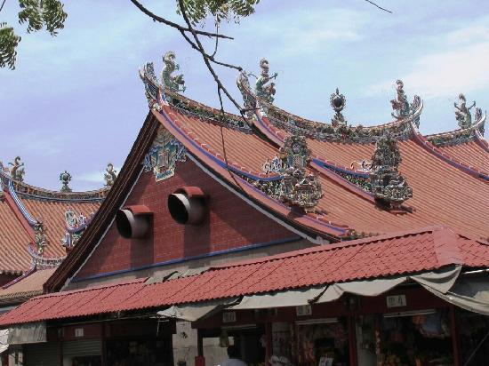 Goddess of Mercy Temple (Kuan Yin Teng): 观音亭