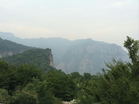 Mt. Song: 巍巍嵩山