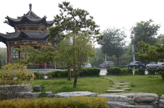 Taiyuan West Mountain Ecological Garden