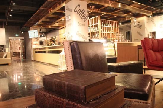James Joyce Coffeetel Guangzhou Panyu Changlong Beimen