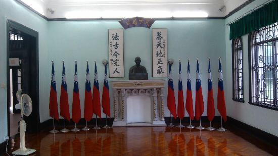 Sun Yat-sen Memorial House: 国父像