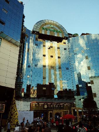 Kunming Jinjiang Hotel: 门面
