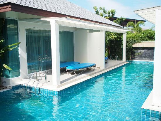 Samui Resotel Beach Resort Pool Side Villa