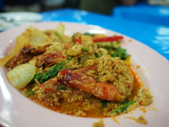 Mit Samui Restaurant: 虎虾