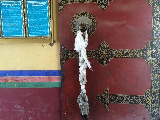 Zezhol Monastery: 丁青县孜珠寺