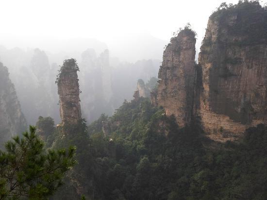 Huangshi Village: 风景