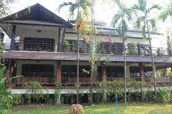 Baan Tawan Pai Boutique Guesthouse : 客房