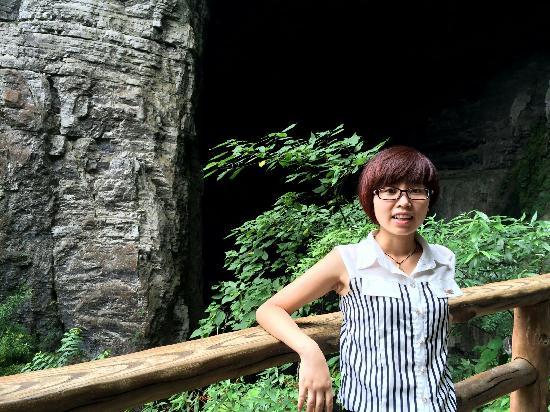 Jinyun Mountain: 登山途中