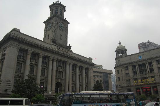 Jianghanguan Building : 江汉关