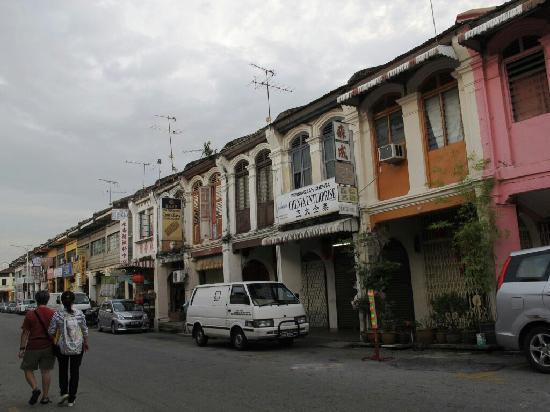 Queen Street : 皇后街