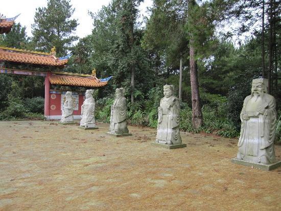 Pingwu County, Κίνα: 江油关景区