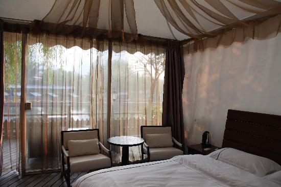 Global Car Cinema Tent Hotel