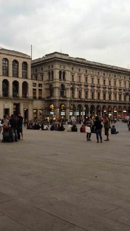 Square of Mohammed V : 广场