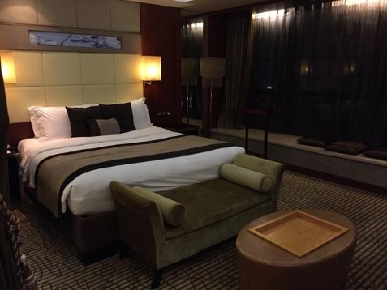 Sofitel Forebase Chongqing: 升级后的房间