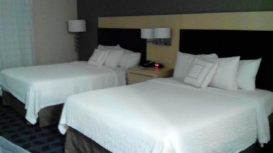 Iowa House Hotel - Ames: 房间很不错