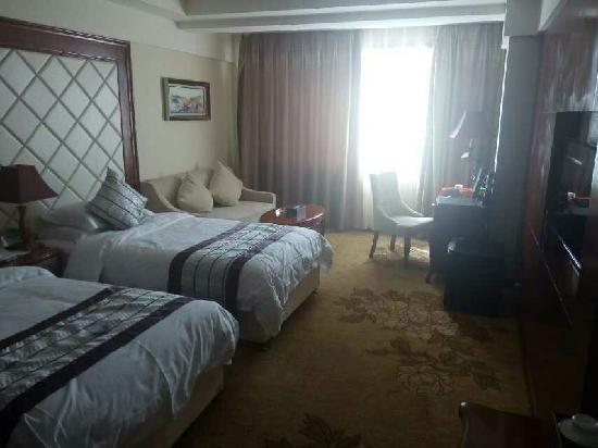 Baiyin, China: 房间很大