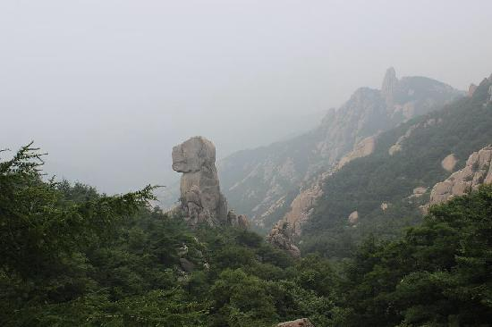 Jufeng Scenic Resort: 巨峰景色