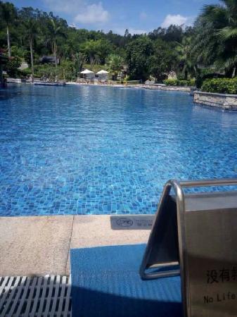 InterContinental Huizhou Resort: 室外泳池