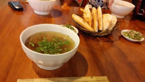 东滩水盆羊肉庄(唐兴路分店)