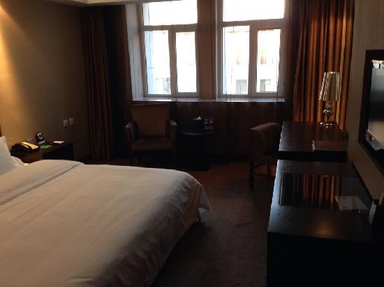 Harbin Friendship Palace Hotel : 大床房