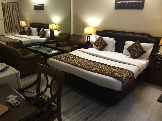Hotel Hari Piorko: 房间