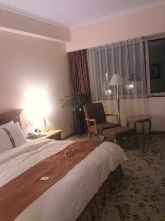 Holiday Inn Beijing Chang An West : 客房