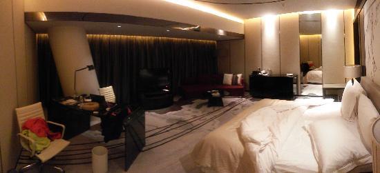 Four Seasons Hotel Guangzhou : 云端的酒店