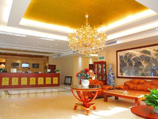 GreenTree Inn Langfang Bazhou Railway Station West Yingbin Road Express Hotel