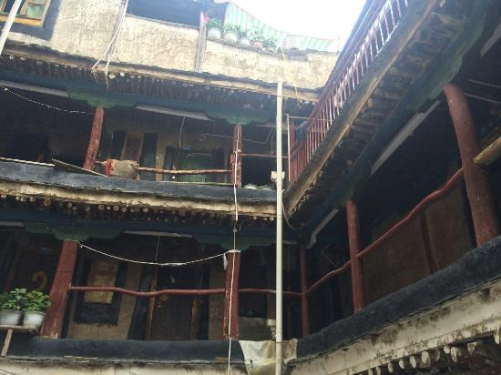Maizhokunggar County, Κίνα: 达普寺的住房