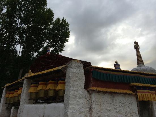Gyaca County, Китай: 穷果杰寺