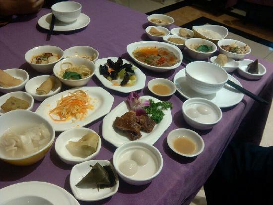 Longchaoshou: 小吃套餐