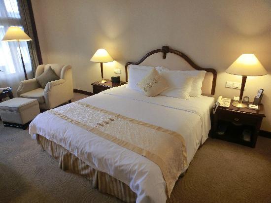 C&D Hotel Xiamen: 大床