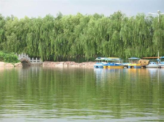 Yanling County, China: 湖