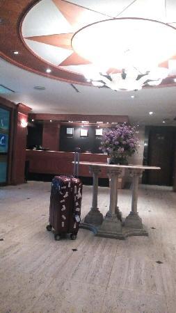 Hotel Nostalgia: 酒店大堂