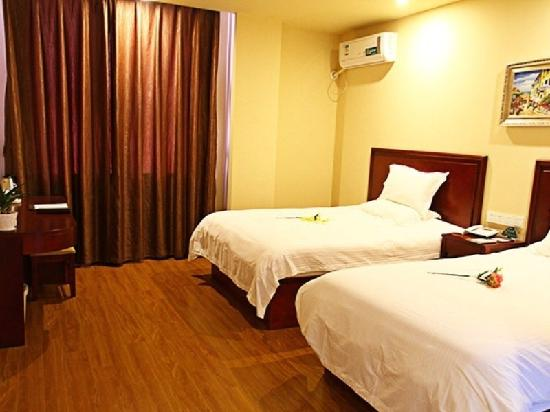 GreenTree Inn Xuzhou Jiefang South Road Hubushan Business Walking Street