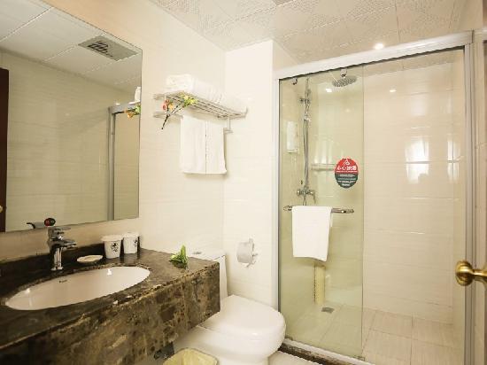 Mingguang, China: 卫生间