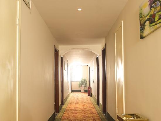 Mingguang, Kina: 走廊