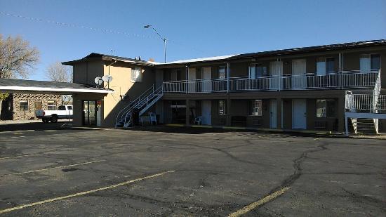 American Regency Inn: Office