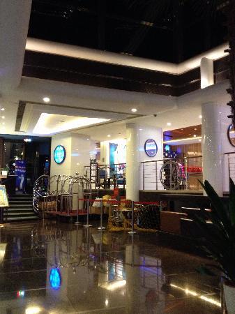 Ocean Hotel : 大堂