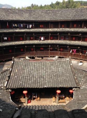 Zhangzhou Ancient Building: 怀远楼看起来很像一个小螃蟹