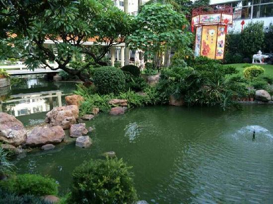 Panyu Hotel: 番禺宾馆
