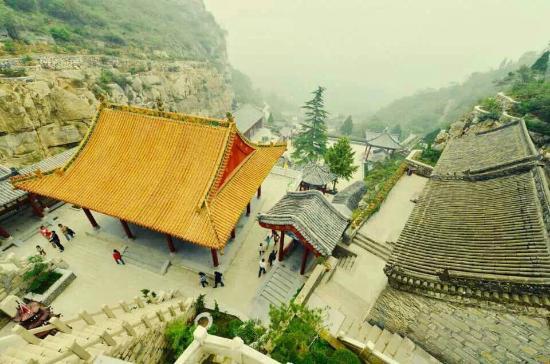 Anyang County, Κίνα: 安阳长春观