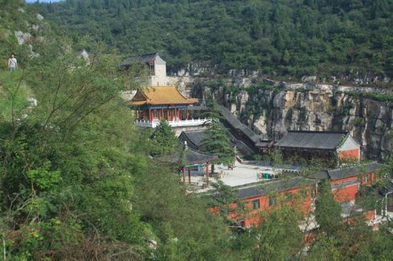 Anyang County, จีน: 安阳长春观
